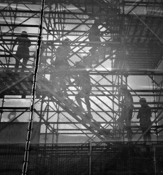 Pressurizações de Escadas